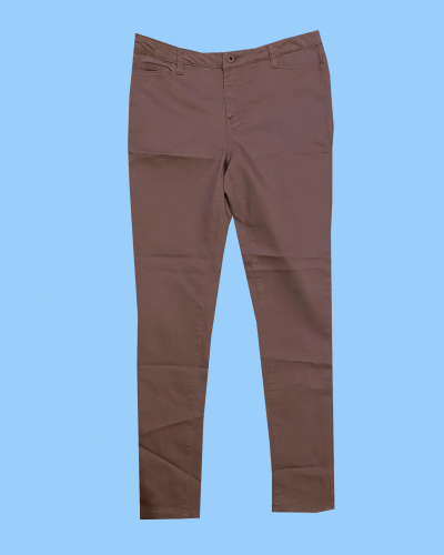 Red Chino-Style Pants Size 30/32
