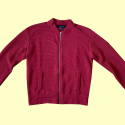Dark Red Jacket, Size 8, #1132