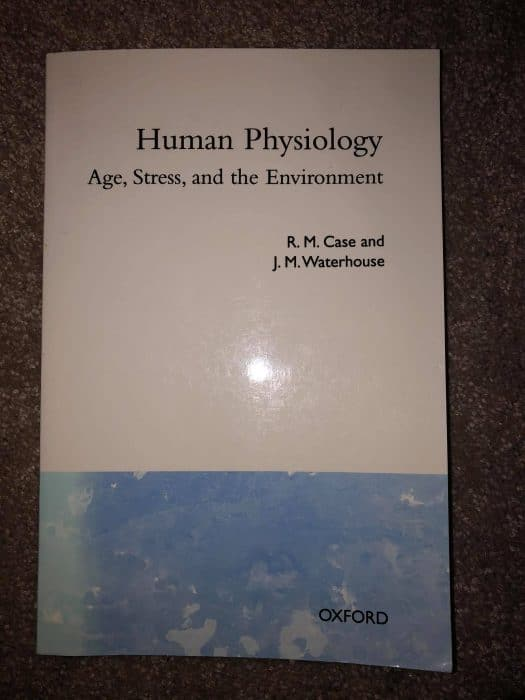 Human Physiology – Age, Stress and the Environment