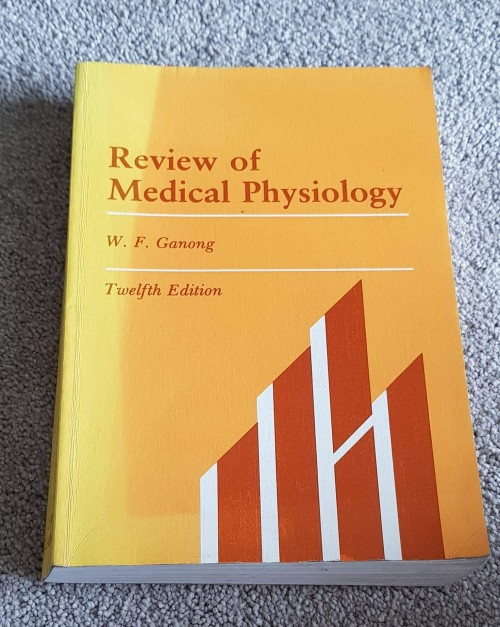 Review of Medical Physiology – Ganong