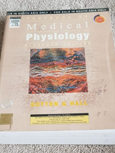 Guyton and Hall – Textbook of Medical Physiology – 11e