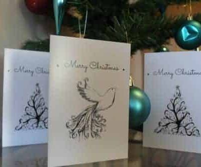 Charity Christmas Cards – Pack x5