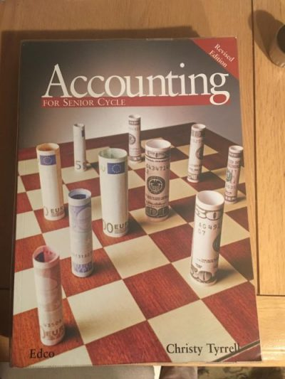 Accounting For Senior Cycle Revised Edition