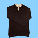 Men's navy sweater size small #269