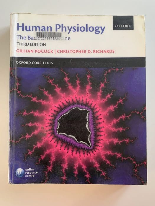 Human Physiology Pocock and Richards 3rd Edition