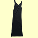 Black maxi dress size XS #499