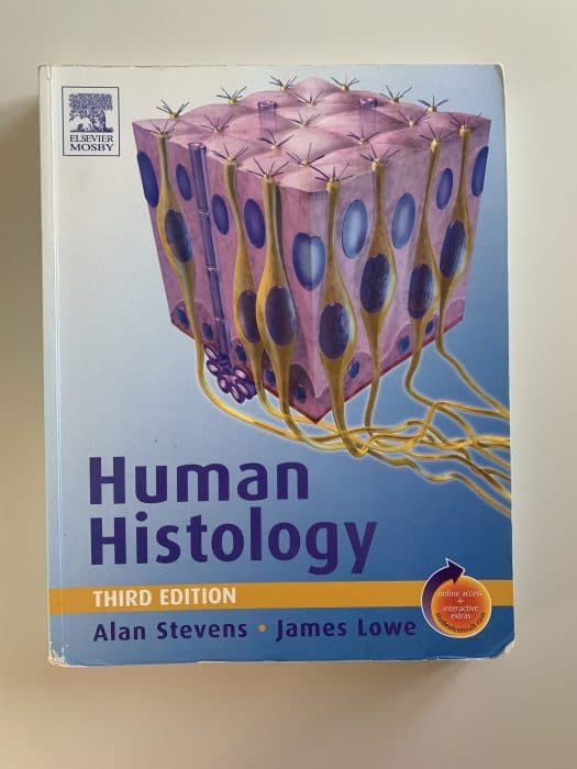 Human Histology Stevens and Lowe 3rd Edition