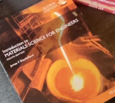 Introduction to Materials Science For Engineers [ Eighth Edition James F. shackelford ]
