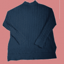 Navy Jumper (Size 8)