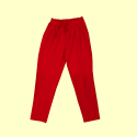 Red Trousers (Size 8)