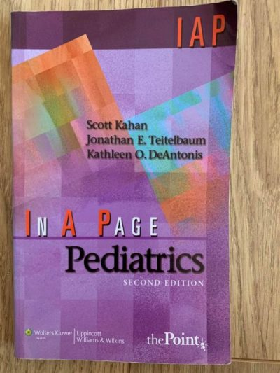 In a Page Paediatrics Second Edition