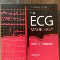 The ECG Made Easy – John R. Hampton